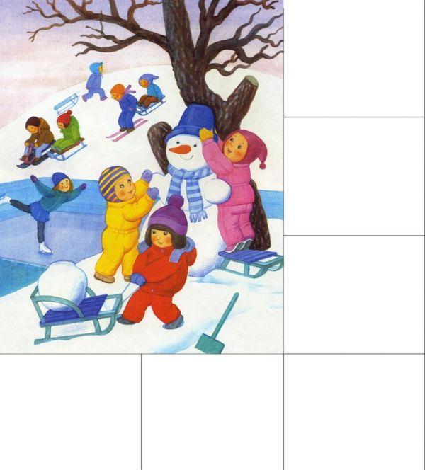 Картинки времена года для детей   Детское развитие steshka ...
