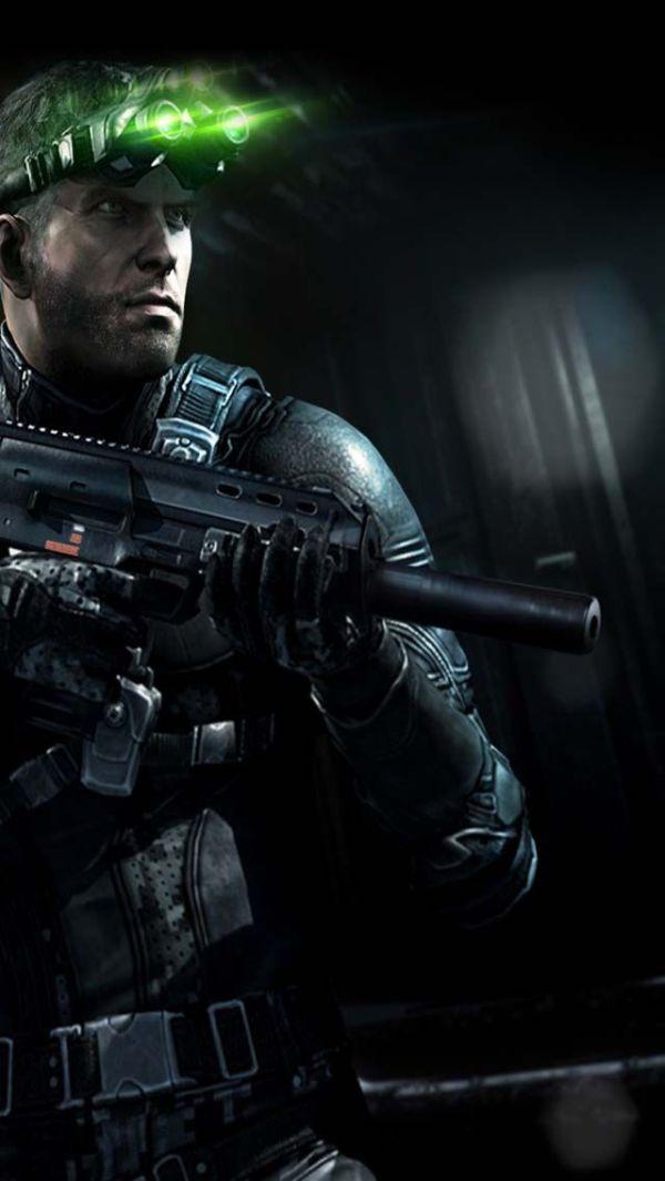 Splinter Cell Blacklist HD | Smartphone Wallpapers ...