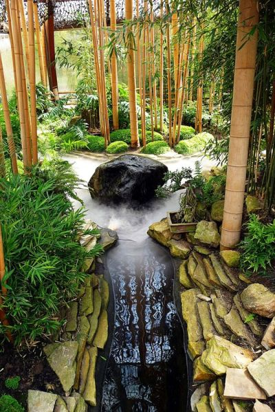 japanese bamboo garden design 25 best images about Bamboo Gardens on Pinterest | Gardens