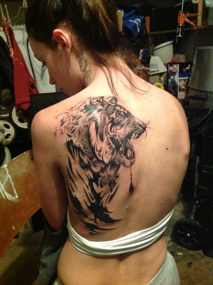 My Second Tattoo Took 4 Hours The Detail Isnt Done Yet