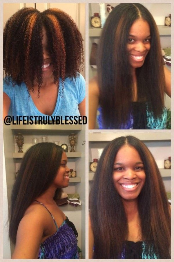 From Curly To Straight Lifeistrulyblessed Flats