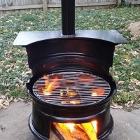 DIY Homemade Barbecue Ideas