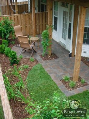 Townhome Patios Patios Pinterest Columns We And