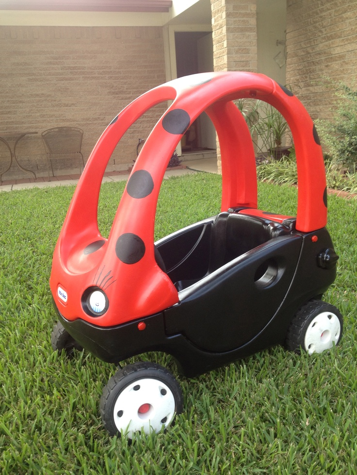 14 Best Images About Cozy Coupe Makeovers On Pinterest