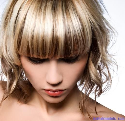 Low lighting your hair:  play with your hair a little more! Like the color of th