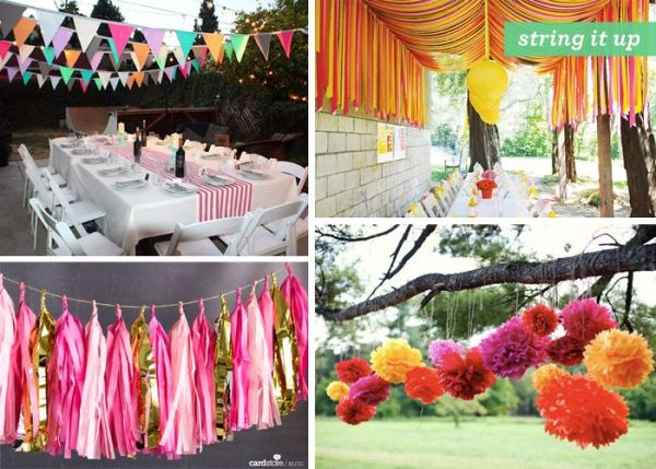 outdoor garden party ideas 17 Best ideas about Backyard Party Lighting on Pinterest