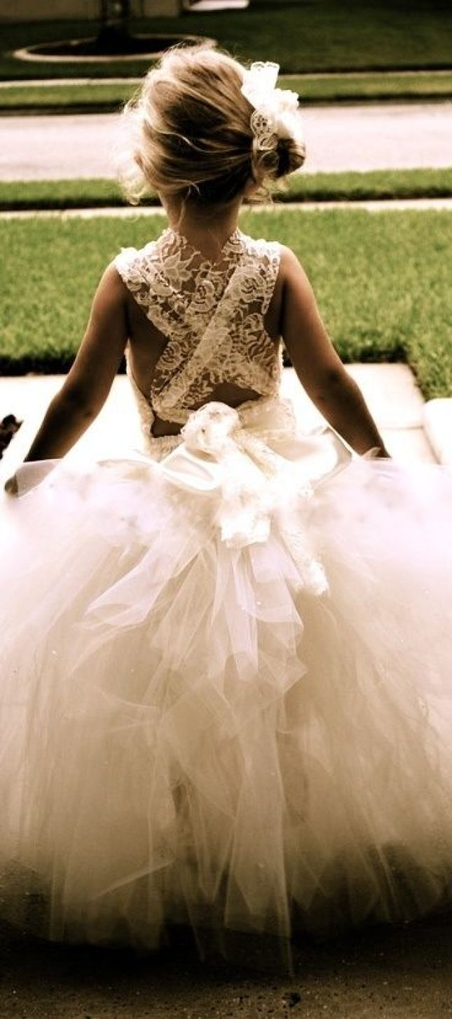 Flower Girl, this is the exact flower girl dress from Bris wedding... It was perfect and beyond adorable!!!!!! :) you betchyaaaa, I'm stealing it!: