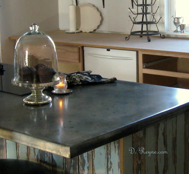 17 best images about zinc countertops on pinterest pewter architecture and countertops on kitchen zinc id=13082