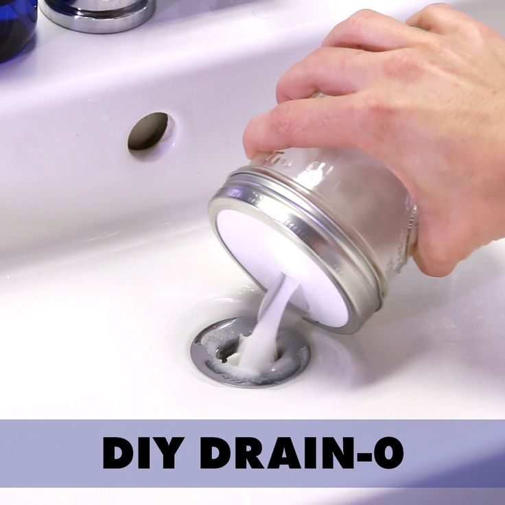 Unclog Drains Without Scary Chemicals Nifty Hacks