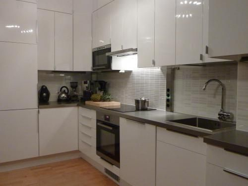 These High Gloss White Cabinets From Ikea Are Going In The