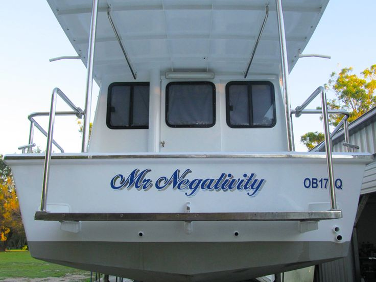 18 Best Images About Boat Name Kits Testimonials On