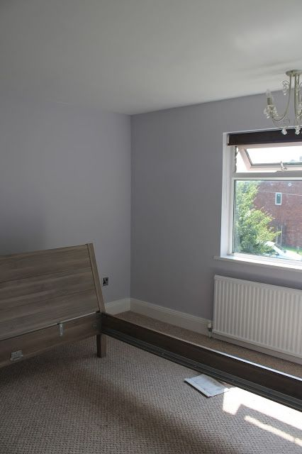 Frosted Steel Wall Dulux For The Home Pinterest