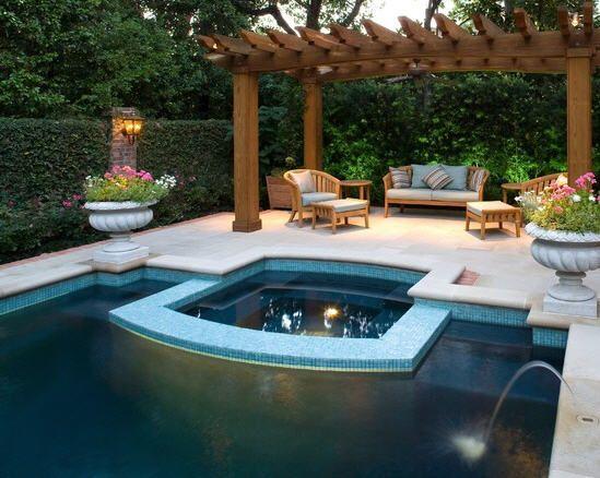1000 Images About Pool Pergola Gazebo Ideas Designs