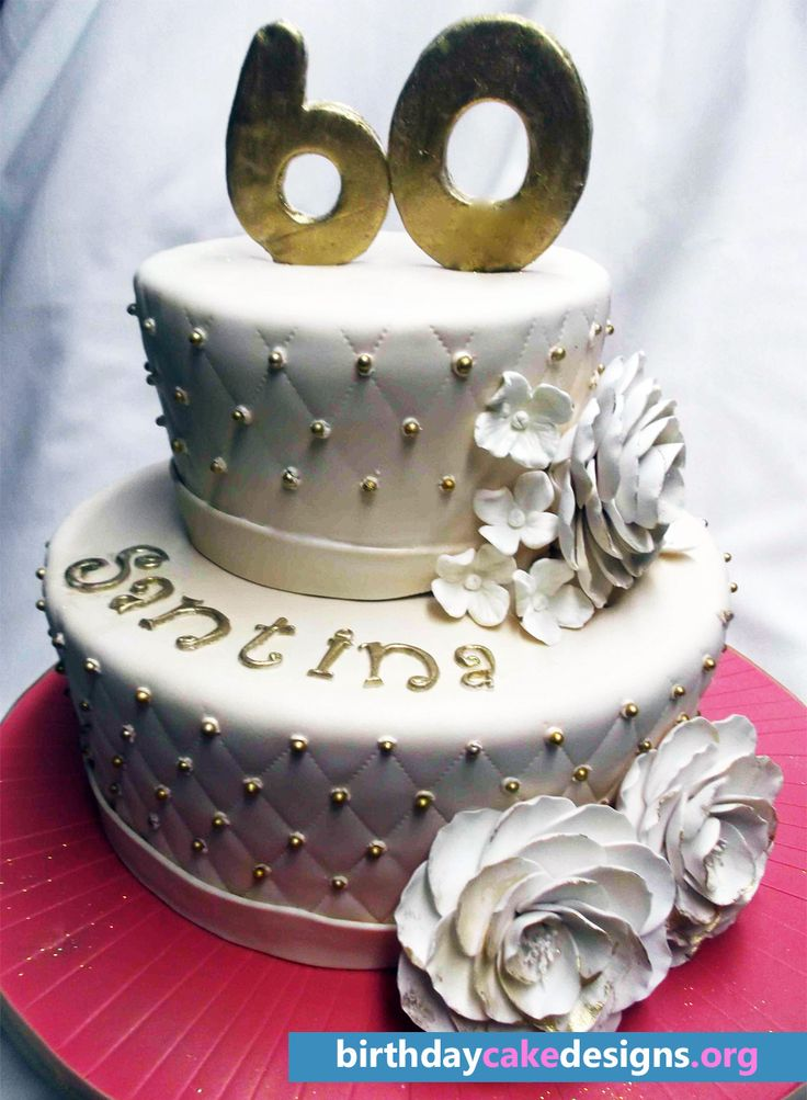 88 Best Images About Cakes 60th Birthday On Pinterest