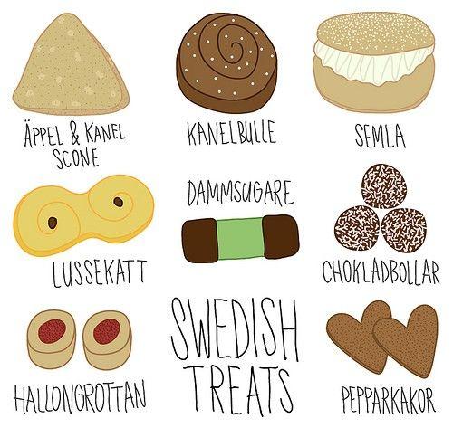 study abroad Sweden Rakbo treats