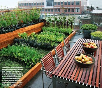 vegetable roof garden 25+ best ideas about Rooftop Gardens on Pinterest | In