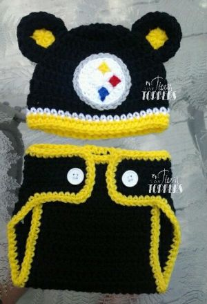 1000 images about NFL Crochet on Pinterest | Pittsburgh steelers, Seattle seahawks and