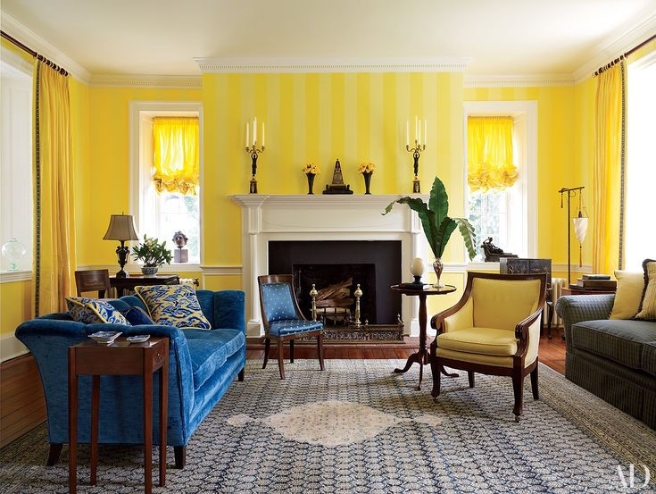 142 best images about yellow wall color on pinterest on wall paint ideas for living room id=61978