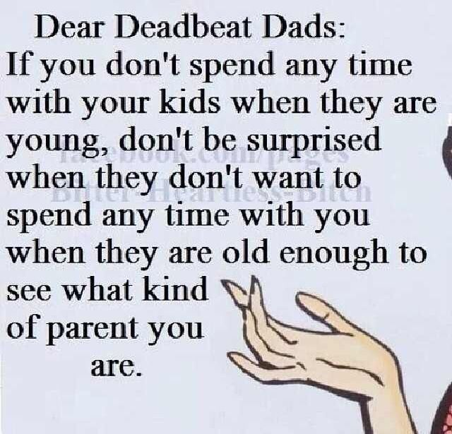 Sayings Quotes Dead Dad Beat And