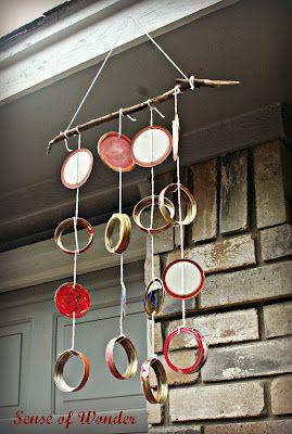 1000 Images About Mason Jar Windchimes On Pinterest