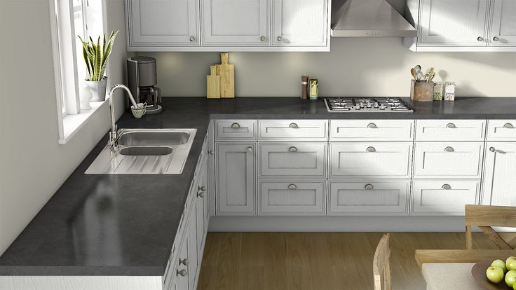 Black Alicante Get Inspired For Your Kitchen Renovation