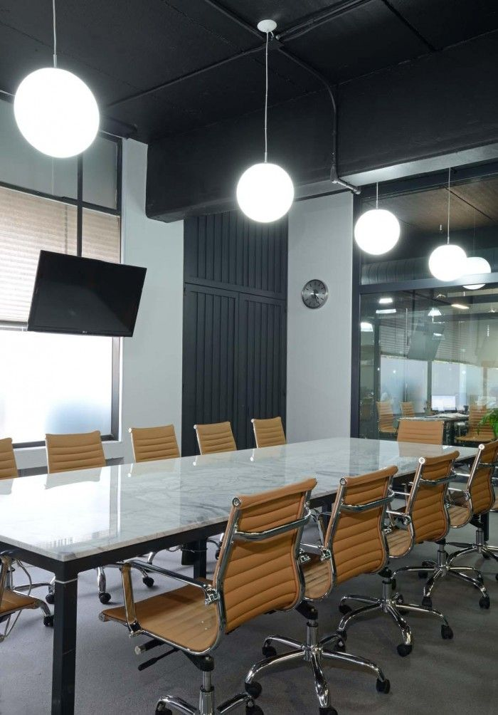 Really Cool Conference Room Lighting The Window Helps Of