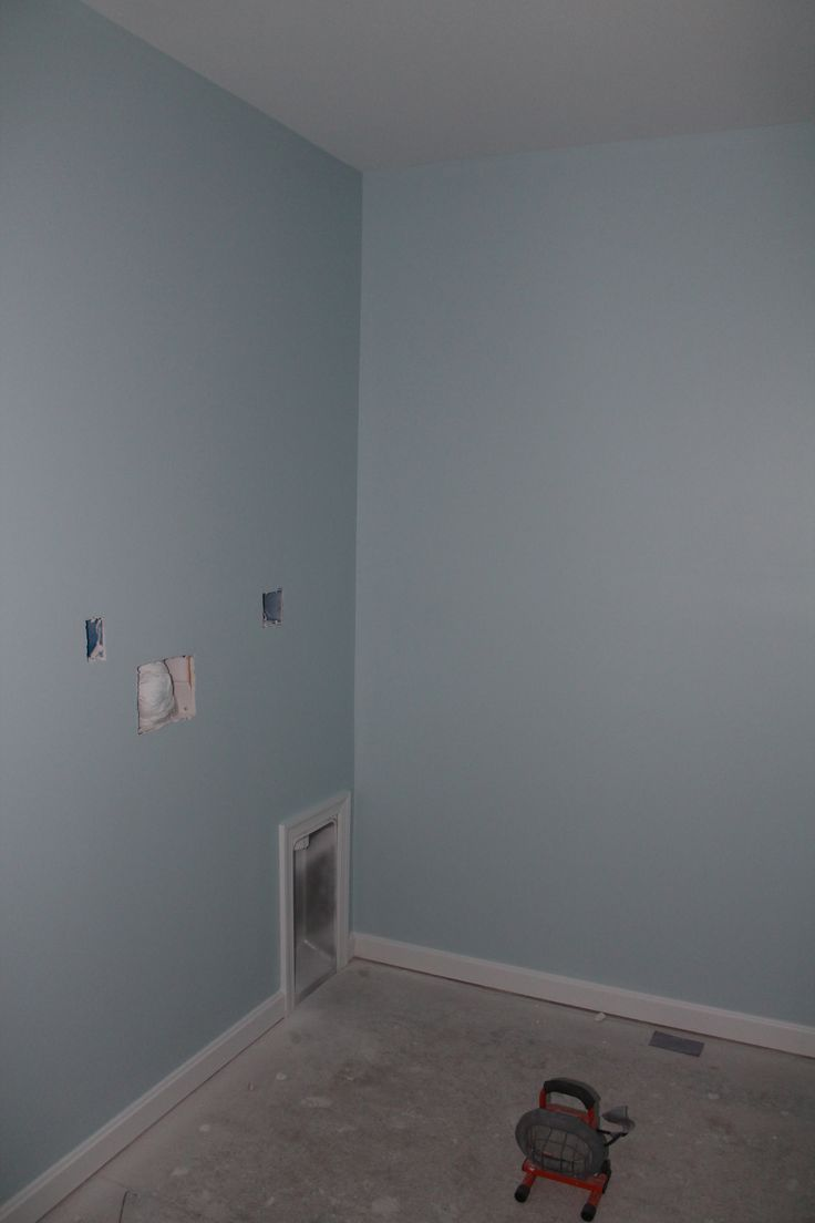 Sherwin Williams Byte Blue 6498 Paint SW