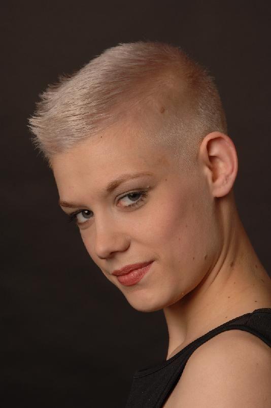 255 Best Images About Hair Pixie Buzz Cuts Short