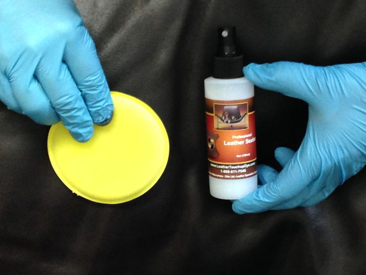 Fix peeling areas on bycast leather to fix and leather