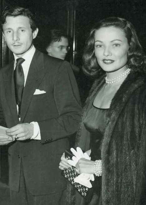 17 Best images about GENE TIERNEY FAMILY on Pinterest