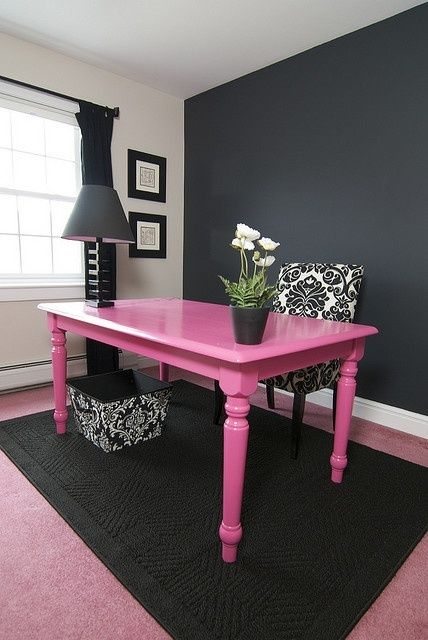 1000 images about think pink looking for new mary kay on color ideas for home office id=86007