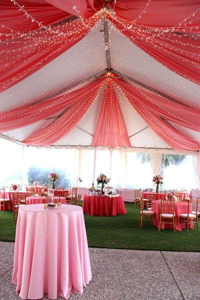 Wedding Reception At The Westin Savannah Love The Tent