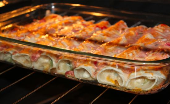 Skinny Enchiladas! Only 150 calories! Weight Watchers PointsPlus: 4. These are so good, I highly recommend this! My husband and I