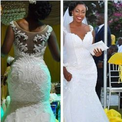 Ghana Wedding Dresses Online Buy Wholesale Dress From
