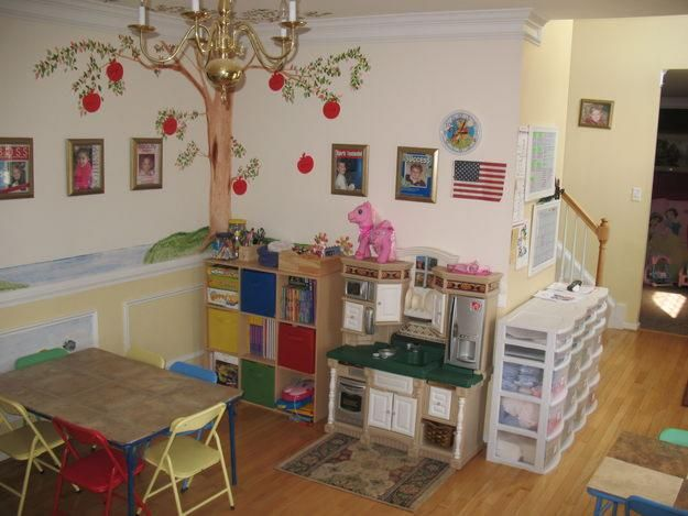 17 Best Ideas About Home Daycare Decor On Pinterest