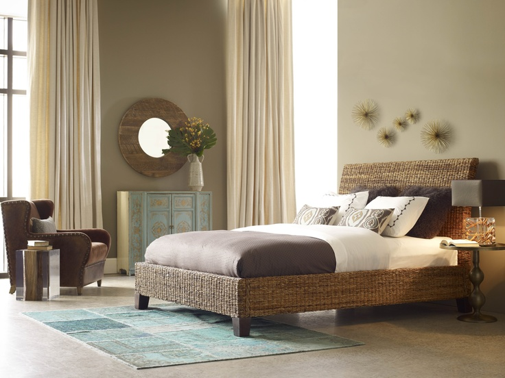 Four Hands Seagrass Bed Available At Wwwgardinerscom Furniture We Love Pinterest Hands