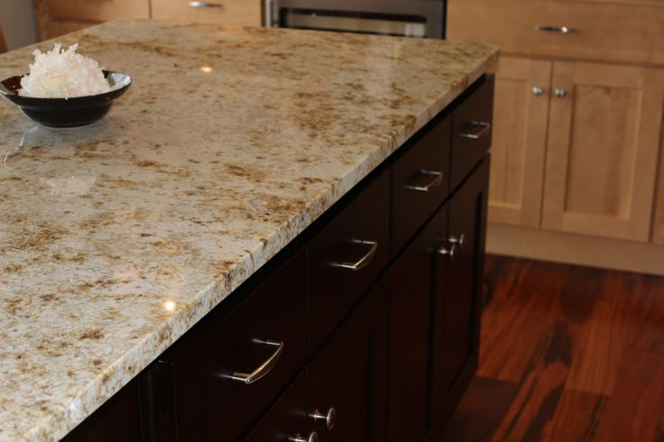 Colonial Gold Granite Most Of The Granite With Gold At