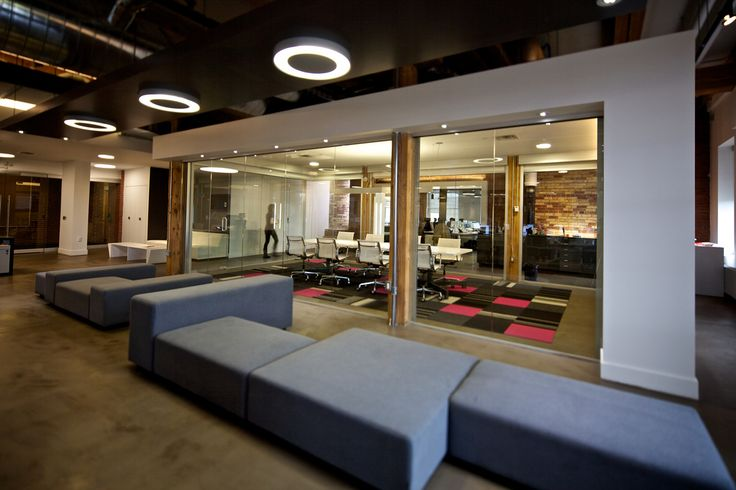 17 Best images about Modern Office   Collaborative Spaces ...
