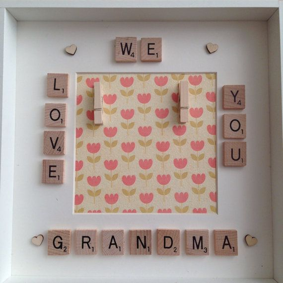 25 Best Ideas About Scrabble Frame On Pinterest Free