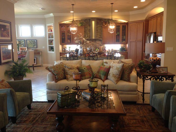Lee Wetherington Homes Solivita Model In Lakewood Ranch