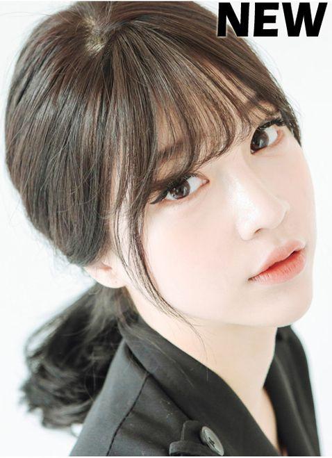 25 Best Ideas About Korean Bangs On Pinterest Asian
