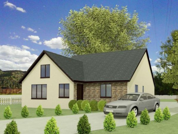 18 best images about Self Build Dormer Bungalow on