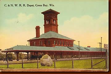 17 Best images about Wisconsin Railroads and Railroad ...