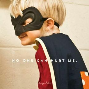 No one can hurt me Byron Katie