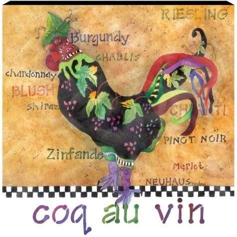 Poster do filme Coq Au Vin
