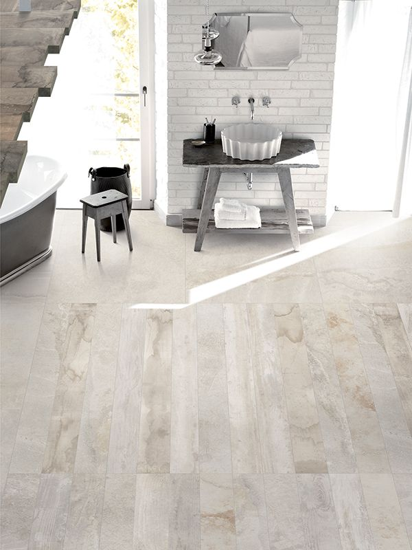 PRODUCT In Essence A Series Of Ink Jet Porcelain Tiles Inspired By The Layered And Worn Look