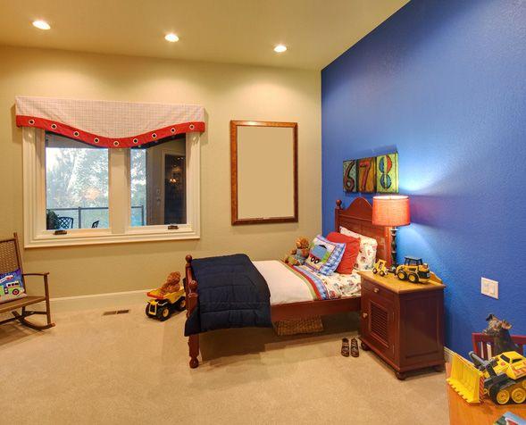 Paints For Children S Room Interiors
