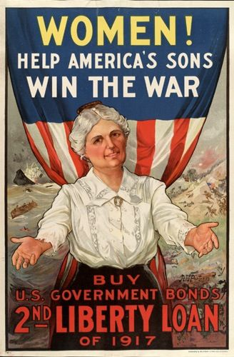 Life America During Ww1