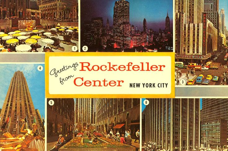 17 Best Images About Rockefeller Center NYC On Pinterest