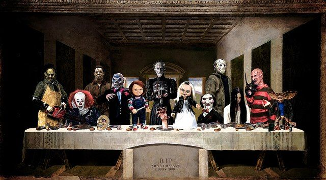 The Last Supper Horror Movie Characters Movies Amp TV